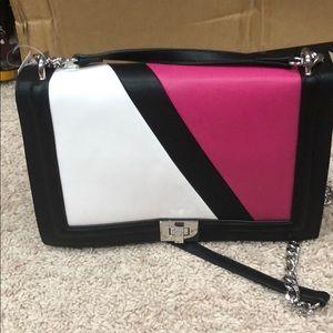 Brand new Inc brand multi color shoulder bag w/tag